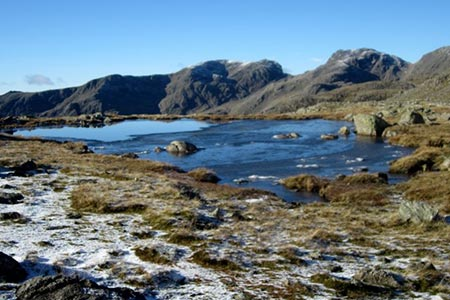 Photo from the walk - Crinkle Crags and Bowfell (Oxendale Horseshoe)