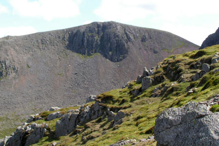 Photo from the walk - Green Gable & Gillercomb Horseshoe from Seathwaite