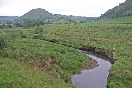 Photo from the walk - Earl Sterndale and High Wheeldon from Longnor