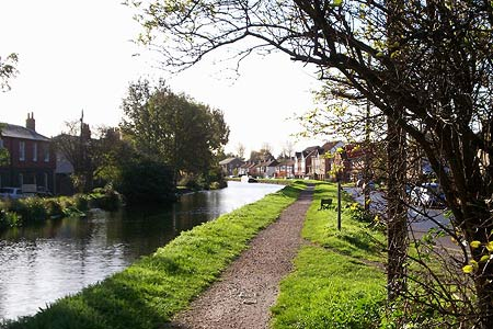 Photo from the walk - Lea Valley from Enfield Lock to Bow