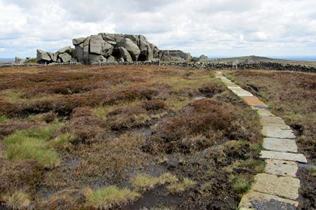 Photo from the walk - Valley of Desolation & Simon's Seat