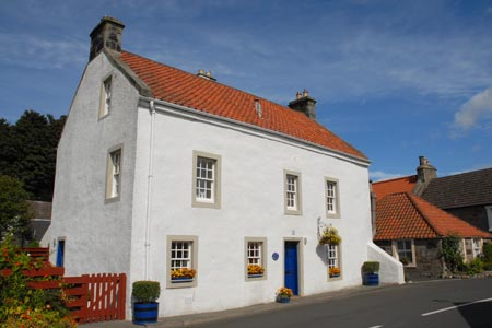 Photo from the walk - The Royal Burgh of Culross