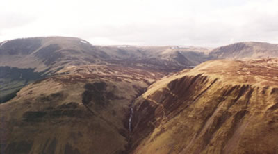 Photo from the walk - Grey Mare's Tail & White Coomb
