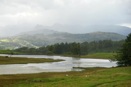 Wide Een Tarn, Claife Heights