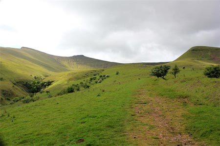 Photo from the walk - Highest Peaks of the Brecon Beacons