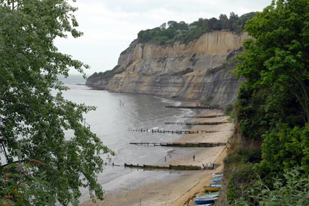 Photo from the walk - Shanklin to Sandown
