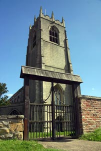 St Nicholas Church, Haxey