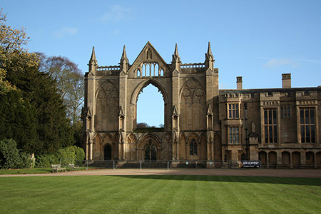 Photo from the walk - Linby and Newstead Abbey circular