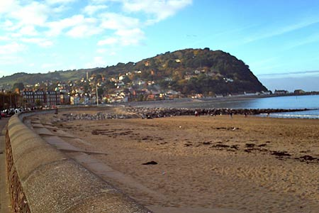 Photo from the walk - Minehead to Dunster