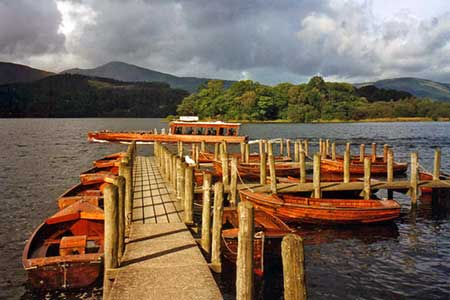 Photo from the walk - Shores of Derwentwater from Keswick