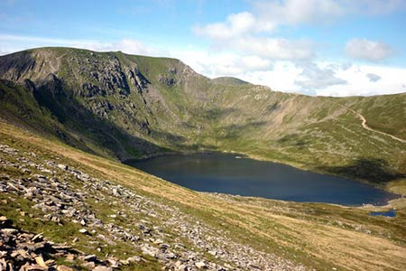 Photo from the walk - Red Tarn & Birkhouse Moor from Glenridding