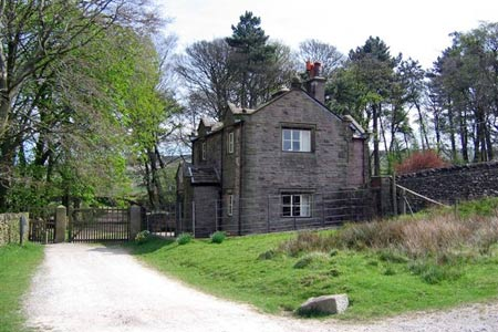 East Lodge, Lyme Park, Disley
