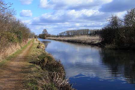 Photo from the walk - Newbury to Hungerford via Kennet & Avon Canal