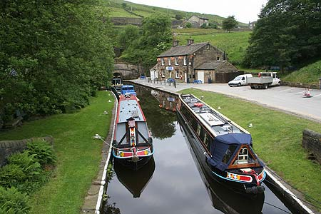 Photo from the walk - Cuckoo Walk & Bacon Butties from Marsden