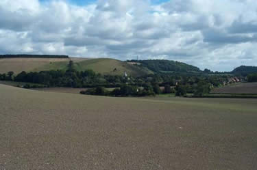 Photo from the walk - East Meon to Old Winchester Hill