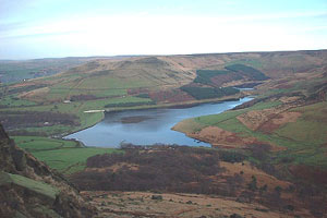 Photo from the walk - Greenfield Reservoir & Raven Stones from Dovestone