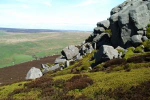 Photo from the walk - Valley of Desolation & Barden Fell