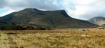 Photo from the walk - Nantlle Ridge from Rhyd Ddu (Route A)