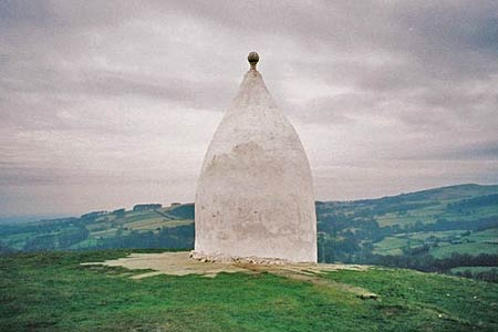 Photo from the walk - White Nancy & Saddle of Kerridge Nr Bollington