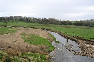 Photo from the walk - The Ribble Valley from Sawley