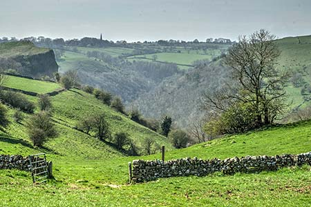 Photo from the walk - Wetton & Manifold Valley