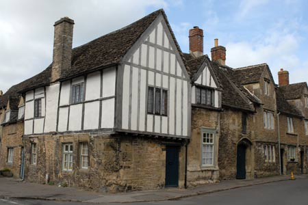 Photo from the walk - Lacock - a village stroll