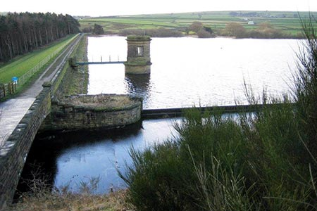 Photo from the walk - Penistone Circular from Scout Dike Reservoir