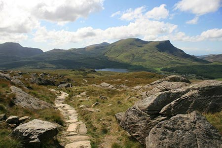 Photo from the walk - Snowdon by Rhyd-Ddu and Snowdon Ranger Paths
