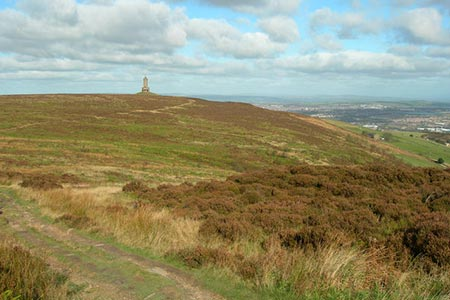 Photo from the walk - Darwen Tower & West Pennine Moors