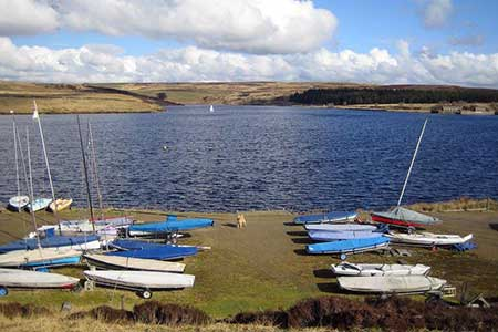 Photo from the walk - Winscar Reservoir circuit from Dunford Bridge