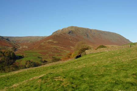 Photo from the walk - Grisedale Tarn & Seat Sandal from Mill Bridge, Grasmere
