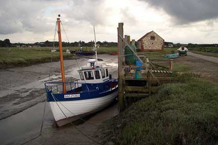 Photo from the walk - Old Hunstanton to Thornham by the Coast Path
