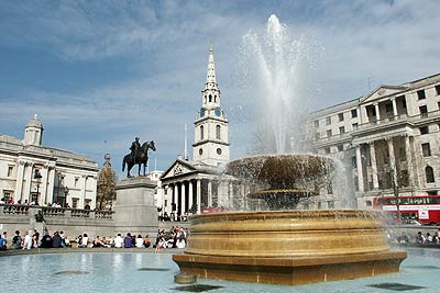 Photo from the walk - A circuit from Trafalgar Square