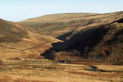Photo from the walk - Black Hill & Laddow Rocks from Crowden