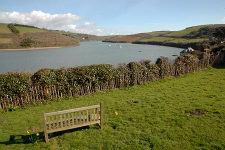 Photo from the walk - Thurlestone from Bantham