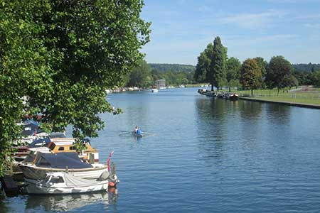 Photo from the walk - Henley-on-Thames, Aston and Hambleden