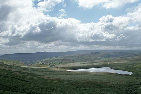 Photo from the walk - March Haigh Reservoir & Eastergate Bridge from Marsden