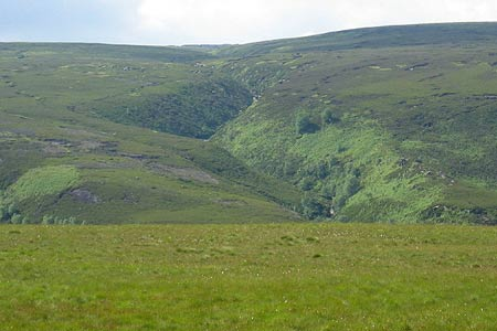 Photo from the walk - Saltersbrook and Lady Cross from Woodhead