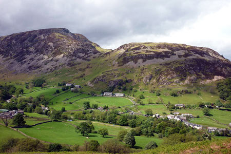 Photo from the walk - Glenridding Dodd & Sheffield Pike from Glenridding