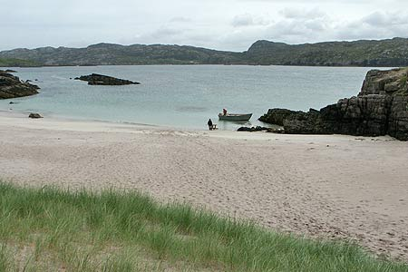 Photo from the walk - Handa Island - Scottish Wildlife Trust