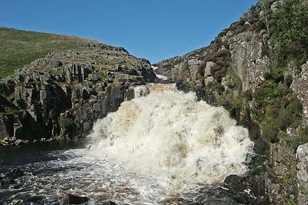 Cauldron Snout is one of Britain's great waterfalls