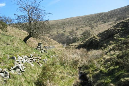 Photo from the walk - Chinley to Edale without a car