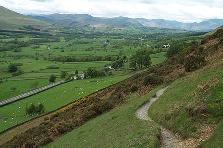 Photo from the walk - Blencathra via Foule Crag from Scales