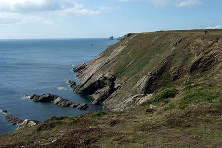 Photo from the walk - Marloes Peninsular Circular