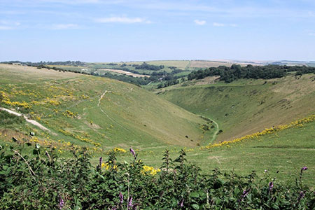 Photo from the walk - Devil's Dyke Circular