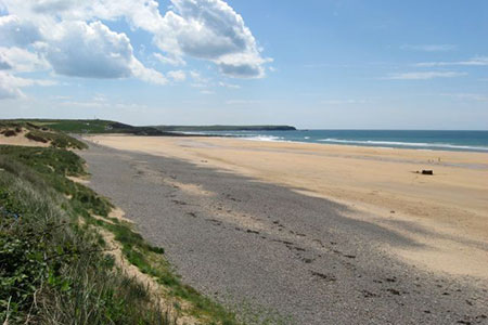 Photo from the walk - Freshwater West & Angle