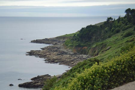 Photo from the walk - Penzance to Porthcurno via Mousehole and Lamorna