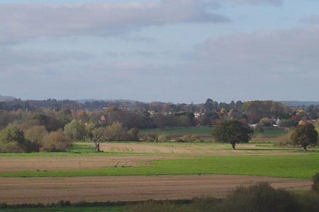 Photo from the walk - Two Rivers Walk to Powick and Worcester
