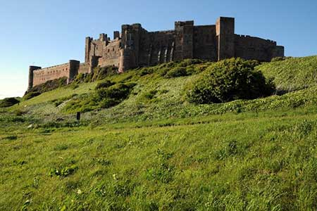 Photo from the walk - Bamburgh Castle circular