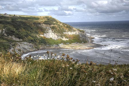 Photo from the walk - Runswick Bay to Staithes